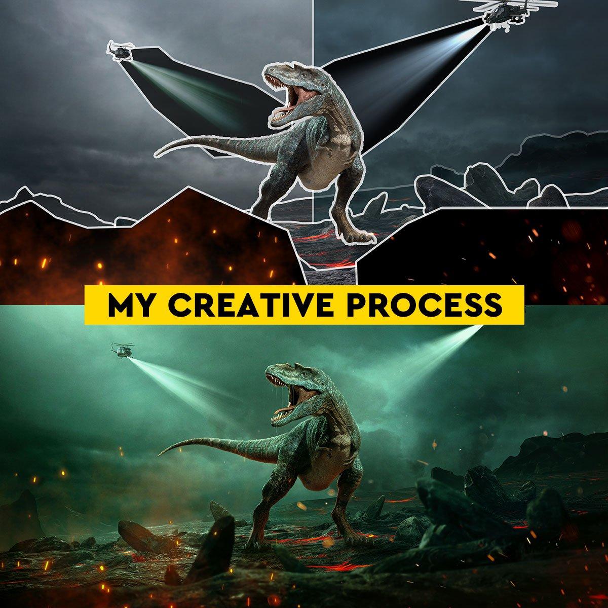 My Creative Process | pigeonpixel.com